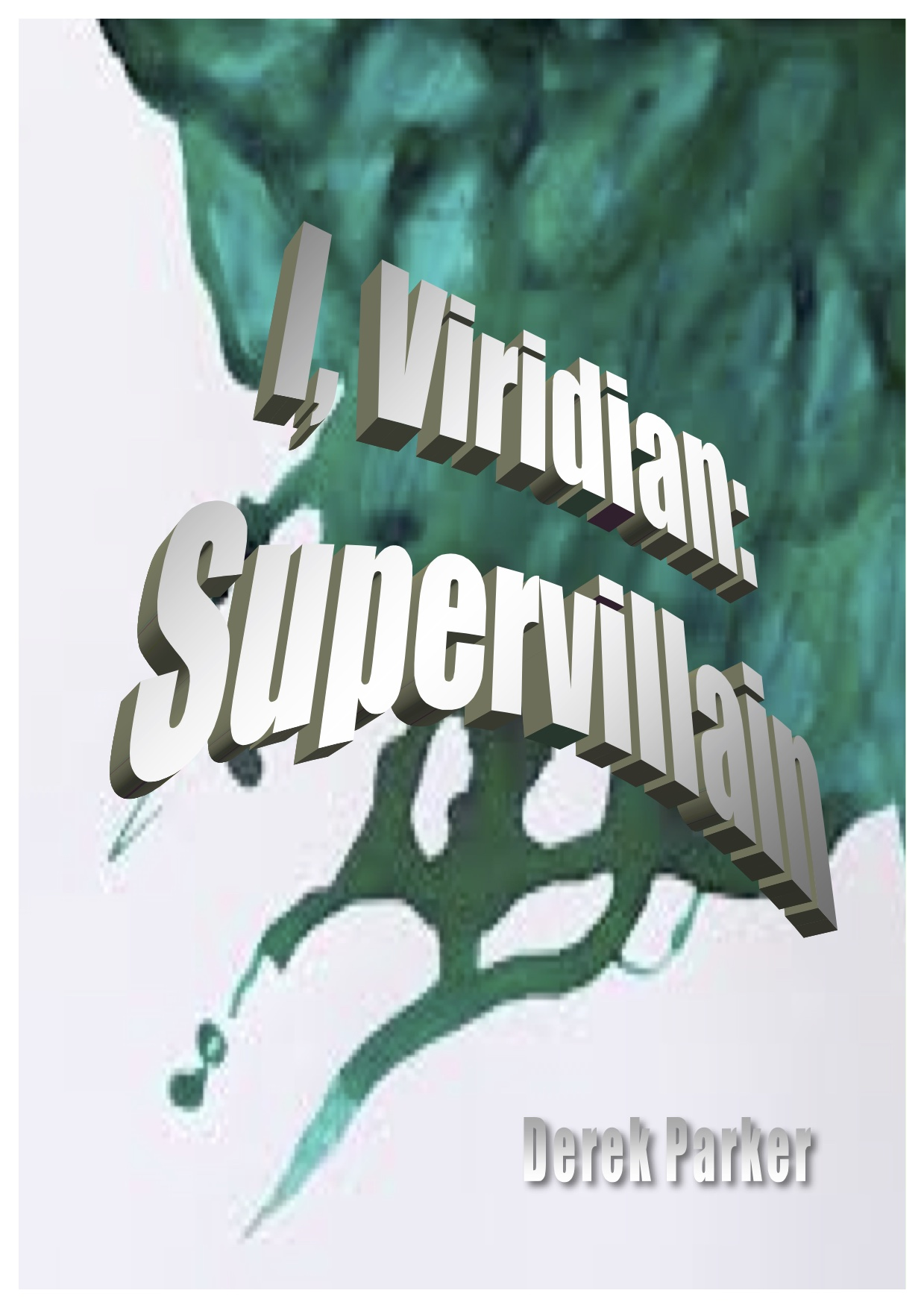 Viridian graphic cover