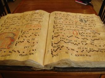 hymn-book