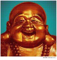 Buddha smile 1