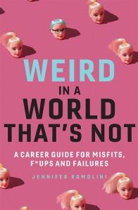 Weird in a World Thats Not