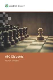 ATO Disputes cover version 2