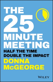 The 25 Minute Meeting