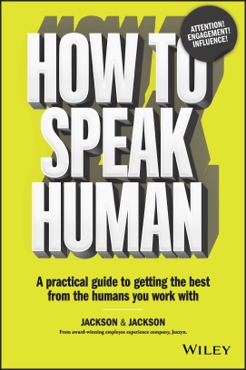 How To Speak Human