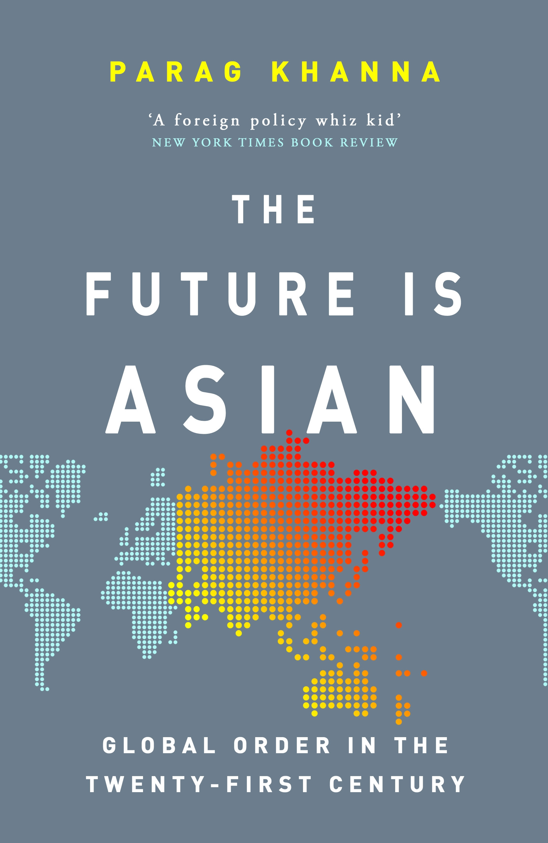 Future is Asian