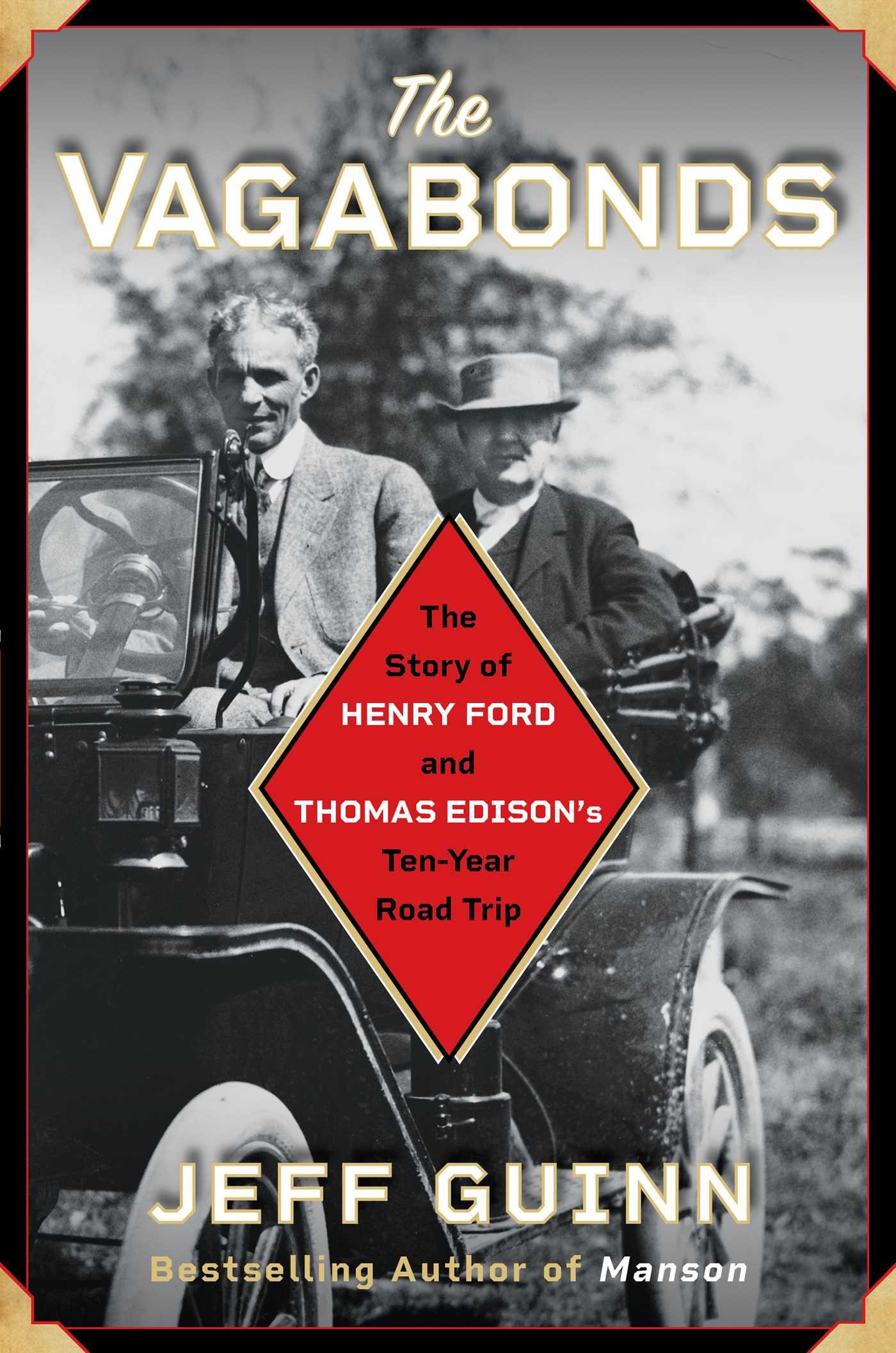 Vagabonds book cover